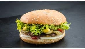 замовити Гамбургер зображення
