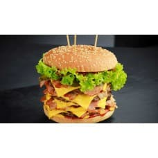 замовити Мега-бургер зображення