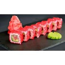 заказать NEW Калифорния тунец икра картинка