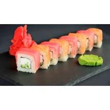 заказать Филадельфия микс тунец лосось картинка