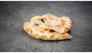 замовити Піцоне з куркою та ананасами зображення