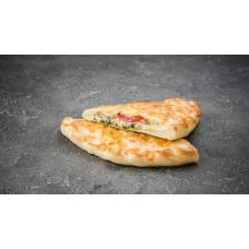 заказать Пиццоне с лососем и шпинатом картинка