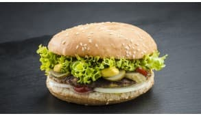 заказать Гамбургер картинка