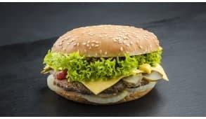 заказать Чизбургер картинка