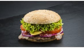 заказать Бекон-гриль бургер картинка