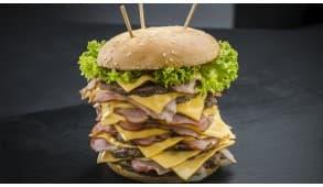 заказать Мега-бургер картинка