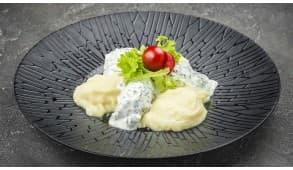 Фото - Курячі котлети зі шпинатом - Піццбург