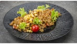 Фото - Рис с овощами - Пиццбург