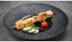 Фото - Шашлик з лосося - Піццбург