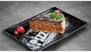 Фото - Вафельний торт - Піццбург