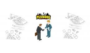 Фото - Сотрудничество с Pizzburg - Пиццбург