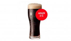 Фото - Пиво ZLATA PRAHA Темное разливное 1л - Пиццбург